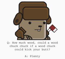 Wood Chuck T-Shirt
