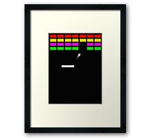 Break Out v2 Framed Print