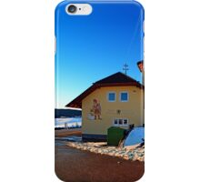 The firestation of Schoenegg II | architectural photography iPhone Case/Skin