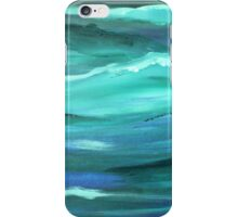 Ocean swell'... iPhone Case/Skin