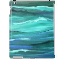 Ocean swell'... iPad Case/Skin
