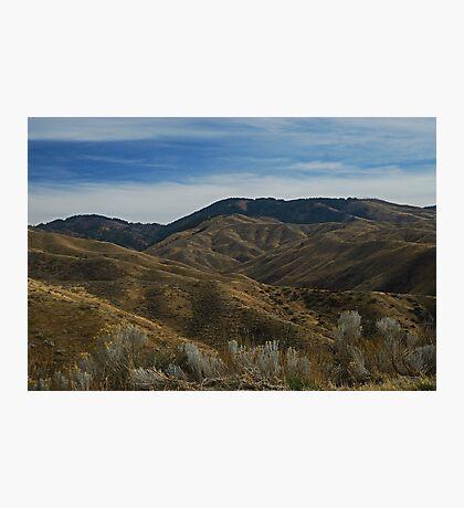 High Desert Autumn Photographic Print