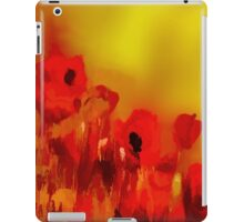 Poppy reverie'... iPad Case/Skin