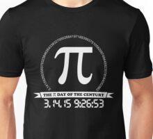 2015 Pi day of the century Unisex T-Shirt