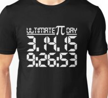 2015 Ultimate Pi day of the century Unisex T-Shirt