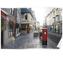 Post Box: The Great British Icon Poster