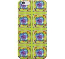 PATTERN - SUMMER FESTIVAL iPhone Case/Skin
