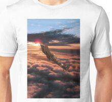 Spitfire Sundown  Unisex T-Shirt