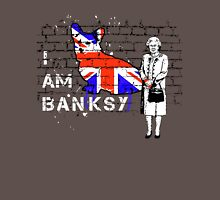 I am Banksy Unisex T-Shirt