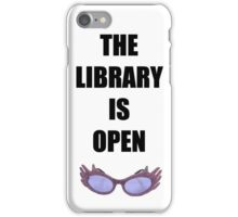 RuPaul - Library iPhone Case/Skin