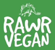 RAWR VEGAN STEGGY by rule30