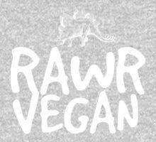 RAWR VEGAN STEGGY One Piece - Long Sleeve