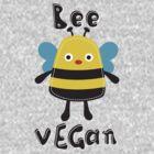 BEE VEGAN by rule30
