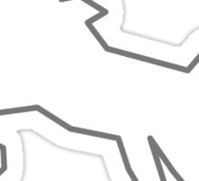 Unicorns Make Me Horny Sticker