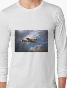 Hurricane LF363 Long Sleeve T-Shirt
