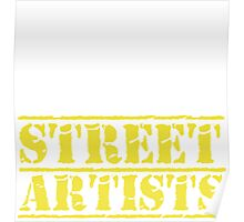 8th Day Street Artists T-shirt Poster