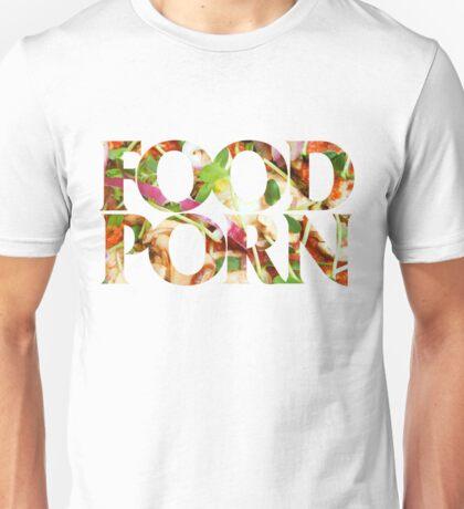 FOOD PORN Unisex T-Shirt