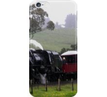 Back in time, Glenbrook, New Zealand iPhone Case/Skin