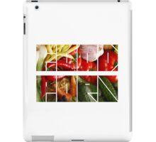 FOOD PORN iPad Case/Skin
