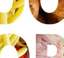 FOOD PR0N3 Sticker