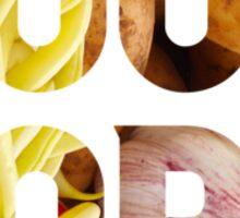 FOOD PR0N2 Sticker