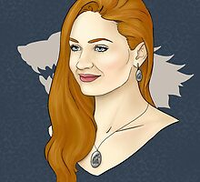 Sansa Stark by CatAstrophe