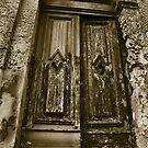 Old door by Christian  Zammit