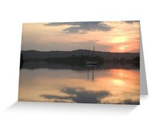 Soft Impressions Greeting Card