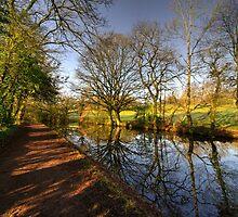 Grand Western Reflections  by Rob Hawkins