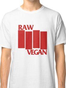 RAW VEGAN FLAG Classic T-Shirt