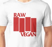 RAW VEGAN FLAG Unisex T-Shirt