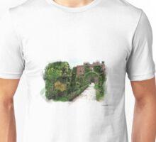 English Walled Garden Unisex T-Shirt