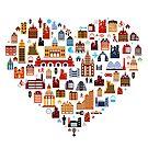 Lovely heart by Alexzel