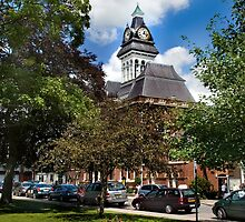 Grantham Town Hall by Trevor Patterson