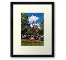 Grantham Town Hall Framed Print