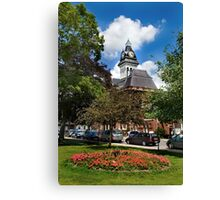 Grantham Town Hall Canvas Print