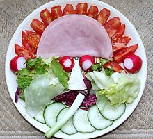 Summer Salad by Rob1958