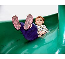 Slide Photographic Print