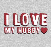 I Love My Hubby  by romysarah