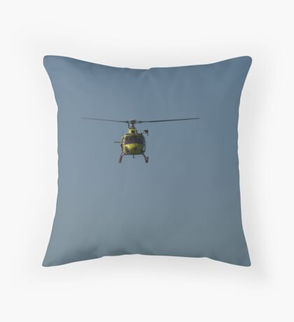 Westpac Rescue Throw Pillow