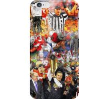 Ohio State Football 2015 National Champions Collage iPhone Case/Skin