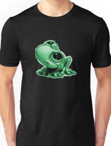 Green Little Frog Unisex T-Shirt