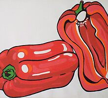 Paprika by Alan Hogan