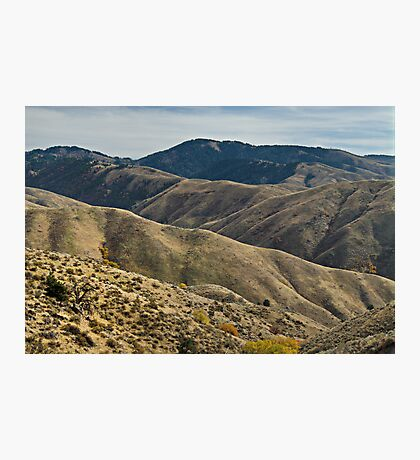 Rugged & Rolling Photographic Print