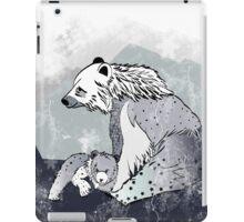 Nordic Bears iPad Case/Skin