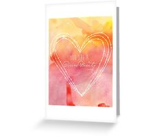 You are a Divine Beauty Greeting Card
