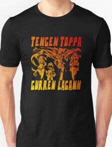 Tengen Toppa 05 Unisex T-Shirt