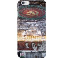 Sunset in the Ice Palace iPhone Case/Skin