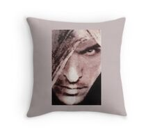 Assassin´s Creed Altair Stitched look Throw Pillow