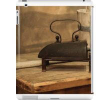 Vintage workhouse iPad Case/Skin